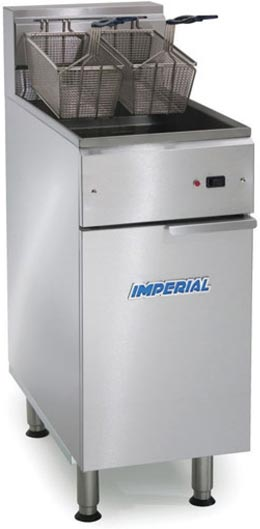 comm fryer imperial