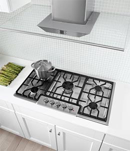gas cooktop bosch