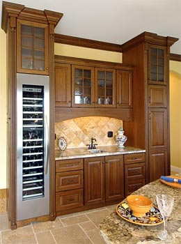 wine cooler thermador
